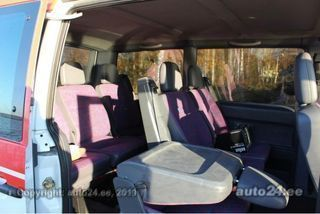 Mercedes-Benz Vito Long 2.3 72kW