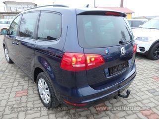 Volkswagen Sharan FAMILY COMFORTLINE 2.0 103kW