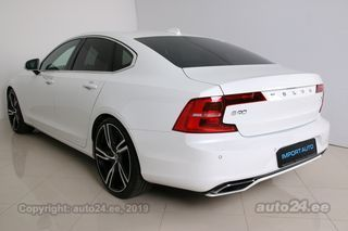 Volvo S90 AWD R-DESIGN XENIUM INTELLI SAFE WINTER PRO 19 2.0 T6 228kW