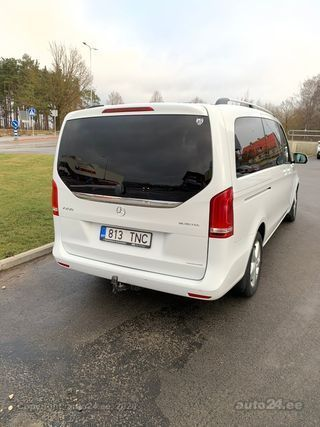 Mercedes-Benz V 250 2.1 140kW