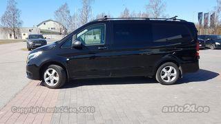 Mercedes-Benz Vito 119 BlueTec Mixto A2 4MATIC N1 2.1 BlueTec 140kW