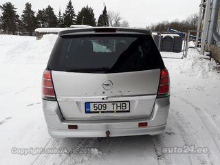 Opel Zafira OPC Line 2.2 Z22YH 110kW