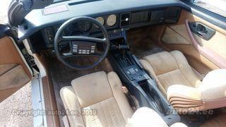 Pontiac Firebird Trans Am GTA Notchback 5.0