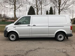 Volkswagen Transporter Long 2.0 TDI Bluemotion 103kW
