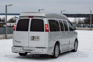 Chevrolet Express 5.3 Vortec 231kW