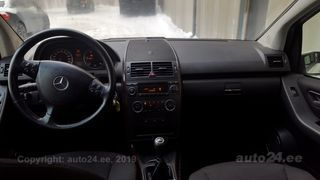 Mercedes-Benz A 180 2.0 80kW