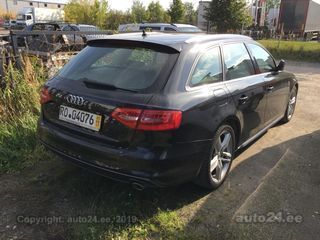 Audi A4 S-line plus Exclusive 3.0 v6 180kW