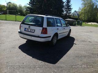 Volkswagen Golf 1.9 TDI 74kW