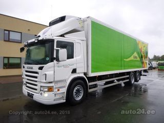 Scania P380 6x2*4 CARRIER 11.7 280kW