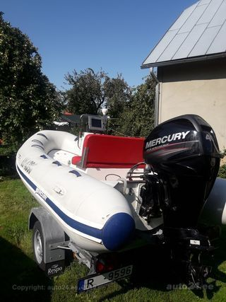 Mercury Ocean Runner 420 40 hp 4T EFI 29kW