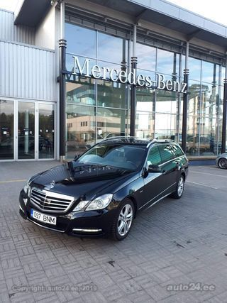 Mercedes-Benz E 350 3.5 225kW