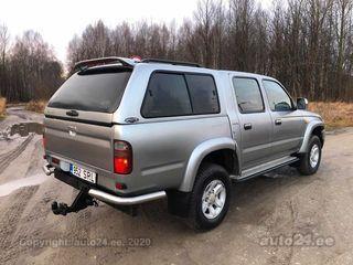 Toyota Hilux D4-D Doublecab 2.5 75kW