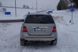 Mercedes-Benz ML 320 Offroad 3.0 165kW