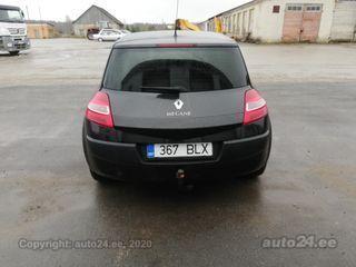 Renault Megane 1.5 TDI 63kW