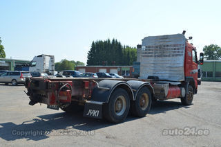 Volvo FH16 520 6x4 Manual 16.0 382kW