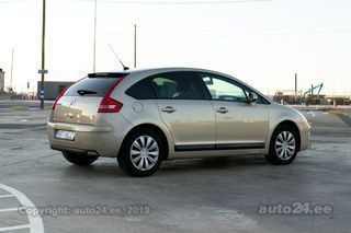 Citroen C4 Executive 1.6 TU5JP4 80kW