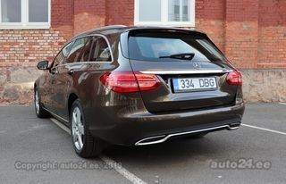Mercedes-Benz C 250 T D 7G-TRONIC PLUS 4MATIC 2.1 150kW