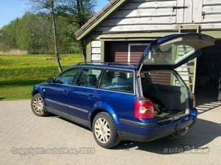 Volkswagen Passat 1.8 Turbo 110kW
