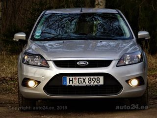 Ford Focus 1.6 TDCI 80kW