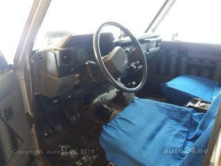 Toyota Land Cruiser LJ70 2.4 TDI 66kW
