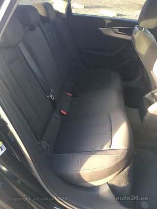 Audi A4 B9 2.0 TDI 110kW