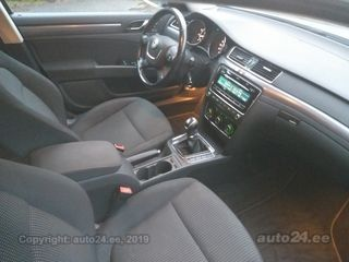 Skoda Superb 1.4 Turbo 92kW