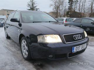 Audi A6 Facelift 2.5 120kW