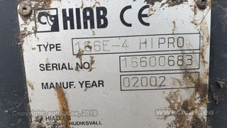 HIAB 166 E-4 Hipro
