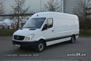 Mercedes-Benz Sprinter 318 H2L3 3.0 135kW
