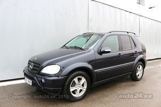 Mercedes-Benz ML 320 Facelift AMG 3.2 V6 160kW