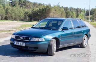 Audi A4 2.8 142kW