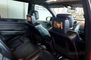 Mercedes-Benz GL 500 5.5 Benzins 285kW