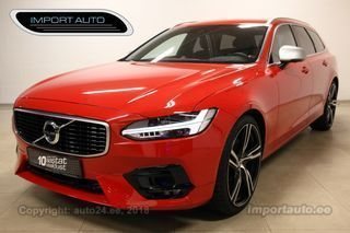 Volvo V90 AWD R-DESIGN XENIUM INTELLI SAFE WINTER FULL 2.0 D5 173kW