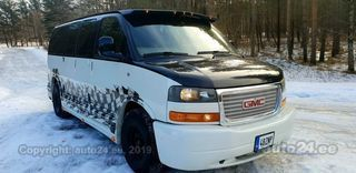 Chevrolet Express 6.5 138kW
