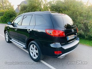 Hyundai Santa Fe Executive Limited Edition 2.2 114kW