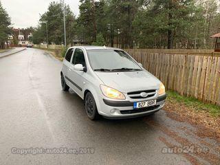 Hyundai Getz GLS 1.4 71kW
