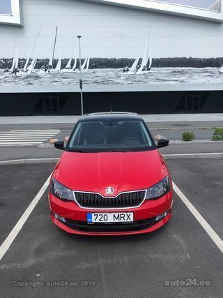 Skoda Fabia Ambition Show&Sound 1.0 55kW
