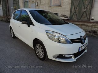 Renault Scenic Limited 1.5 dCi 70kW