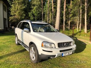 Volvo XC90 R-Design multimedia entertainment 2.4 R5 147kW