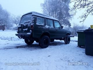 Land Rover Discovery 2.5 Tdi 83kW
