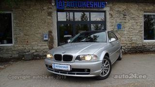 BMW 318 COUPE 1.9 R4 87kW