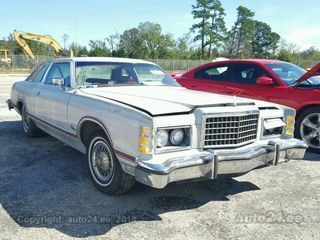 Ford LTD Crown Victoria Coupe 5.0 100kW