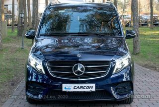 Mercedes-Benz V 250 AMG EXCLUSIVE Long 4Matic 6K Full 2.1 d BlueEfficiency 140kW