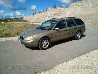 Ford Mondeo 1.8 66kW