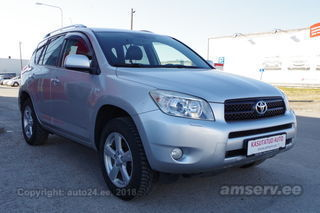 Toyota RAV4 Executive 2.0 112kW