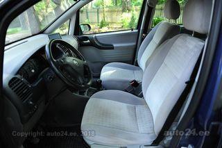 Opel Zafira 2.2 108kW