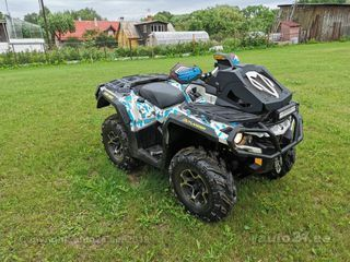 Can-Am Outlander 50kW