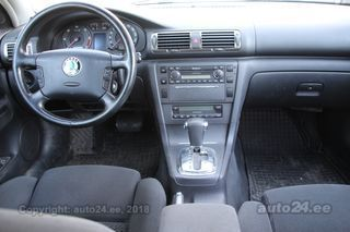 Skoda Superb ATM 1.9 96kW