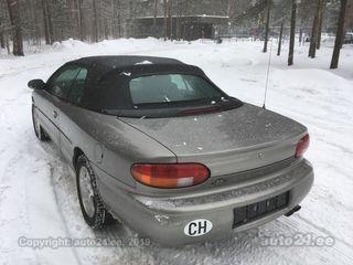 Chrysler Stratus Cabriolet Endeavor 2.5 i V6