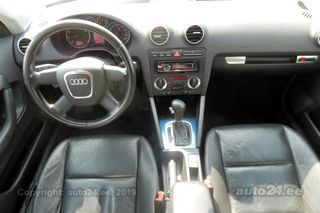Audi A3 S-line Tuning 2.0 FSI 110kW